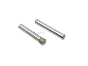 GunsModify HRC60 Hard Steel Firing Control (Silver) Pins For Marui G17/19/22/34 GBB