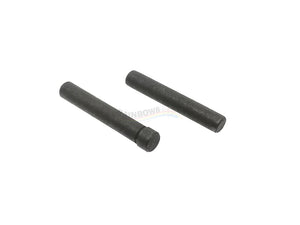 GunsModify HRC60 Hard Steel Firing Control (Black) Pins For Marui G17/19/22/34 GBB