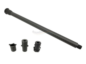 The Jäger Cave Light Weight Outer Barrel Set For M4 GBB Rifle