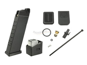 Ready Fighter Light Weight Aluminum Magazine & Arredondo Mag. Extension Set For Marui/VFC/WE/KJ GBB