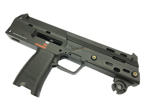 Frame - Black (Part No.1) For KWA MP7 GBB