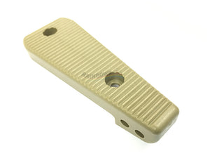 Stock Butt Pad Base - Tan (Part No.119) For KWA MP7 GBB