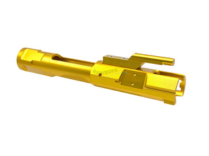 YSC Aluminum Bolt Carrier (Gold) For KSC M4 Ver.2 GBB Rifle