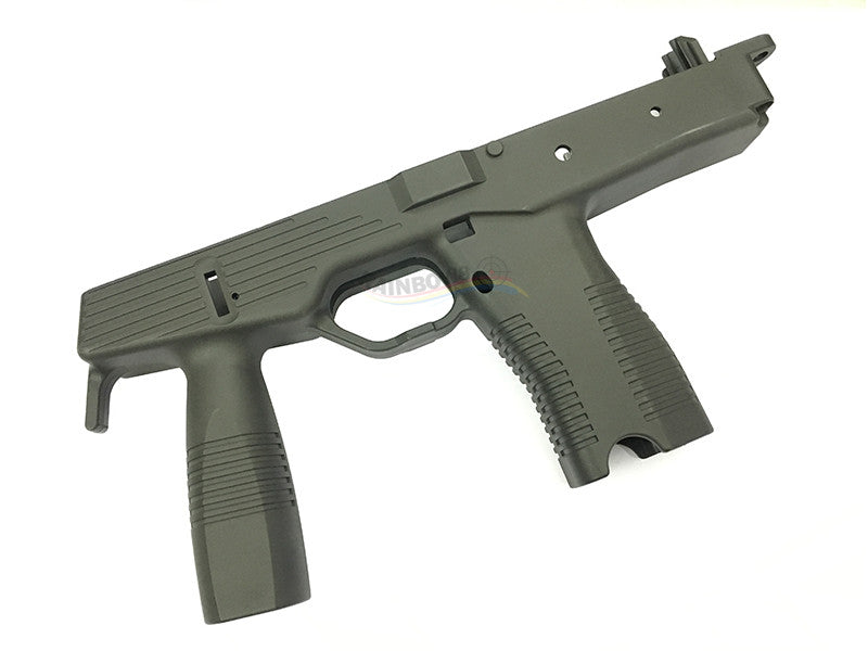 Stripped Lower Receiver (Part No.2) For KSC MP9 GBB