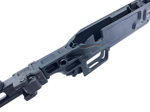 Maple Leaf MEW MLC-S2 Rifle Chassis For VSR10 & MLC-338 Sniper (Black)