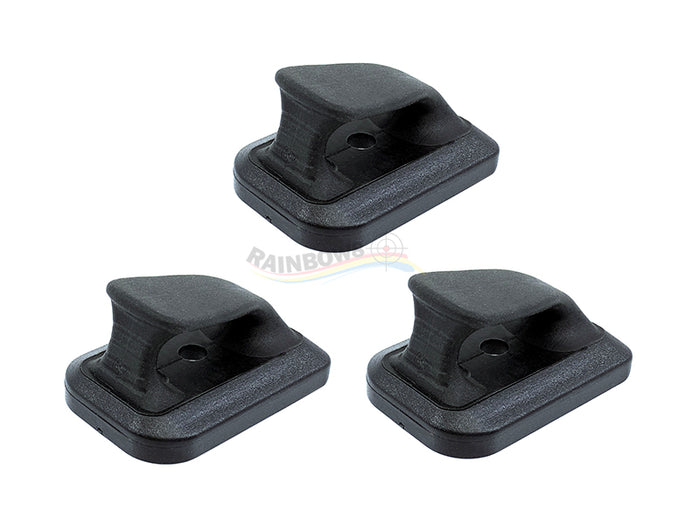SpeedPlate Magbase  For Marui G-Seires (Black) - Set of 3PCS