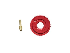 GunsModify Competition Fine Tune Hop Up Adjust Wheel For Marui/GM MWS