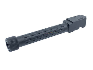 5KU Threaded Outer Barrel For Marui G17 (14MM CCW, Black)