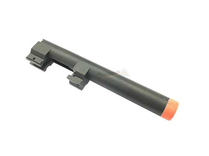 Red tip normal Outer Barrel - ABS (Part No.326) For KSC M9 GBB