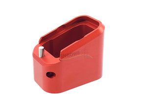 TTI Magazine Base For Marui G-Series (Red)
