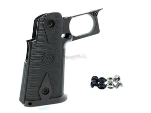 5KU STI Custom Grip For Marui Hi-Capa (Black)