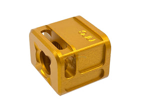 5KU SPARC-M Comp 14mm CCW Thread (Gold)