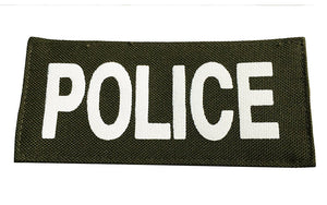 POLICE OD Patch (Medium)