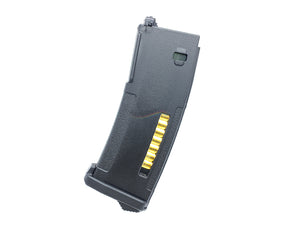 PTS Enhanced Polymer 120 Rds Magazine for PTW M4 / M16 Series (Black, EPM PTW)