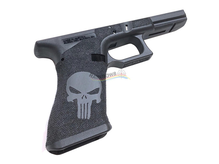 [CUSTOM - PUNISHER] GUARDER ORIGINAL FRAME FOR MARUI G-17/18C (US. BLACK)