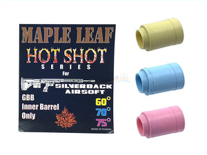 Maple Leaf HOT SHOT Hop Up Bucking For SilverBack Airsort GBB (60°/70°/75°)