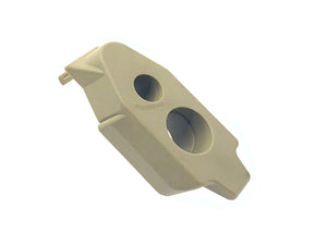 Front Receiver Cover - Tan (Parts No.3) For KWA MP7 GBB