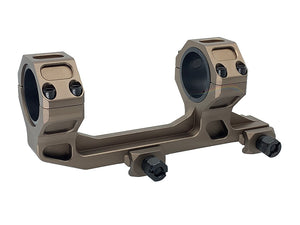 G Style Super Precision 30mm Double Mount (FDE)