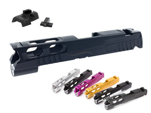 Gunsmith Bros Ultra Cut with Tactical  Front & Rear Sight for Hi-CAPA 4.3 (SIX COLORS)