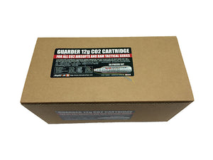 GUARDER 12g CO2 Cartridge (50Pcs / Box)