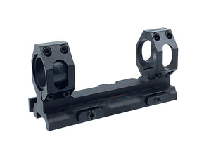 QD Auto Lock Mount (Black)