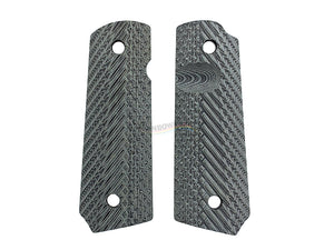 G10 Grips for M1911 Series (Dark Grey)