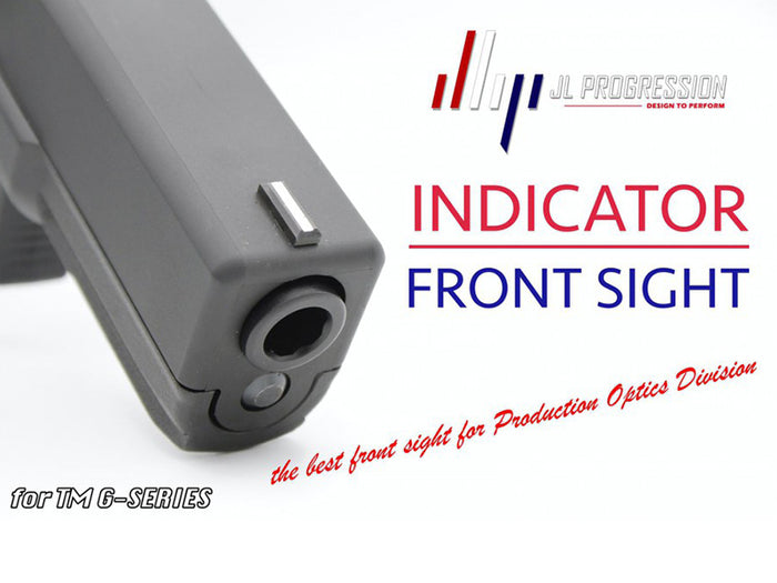 JLP [ Indicator ] front sight for Marui G-Series