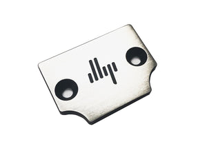 JLP Aluminum C-More Sight Battery Cover (Silver)