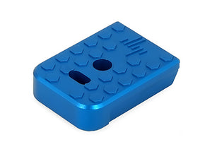 JLP Aluminum MagShoe Base Pad for G Series (Blue)