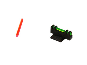 JLP Booster Fiber Optic Front Sight For Marui M1911