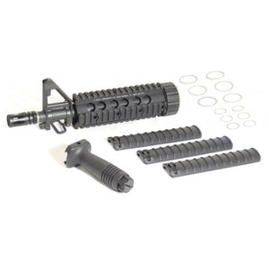 SAA M4 FF CQB Handguard Set & Outer Barrel