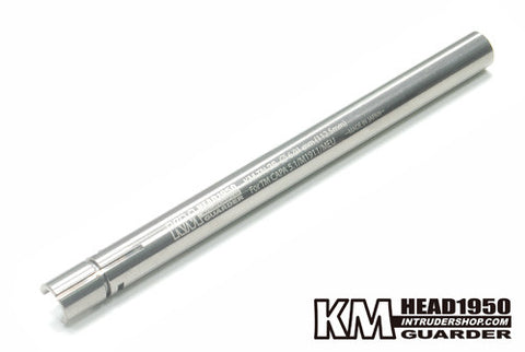 KM 6.01 Interchange Barrel For Marui Hi-Capa 5.1/1911/MEU