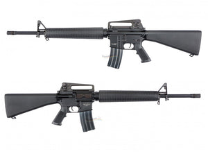 KWA M16A1 Battle Rifle AEG with Extra Mag