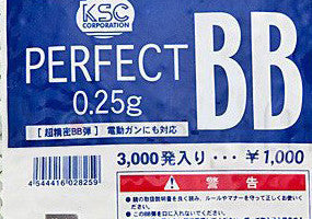 KSC 0.25g perfect BB