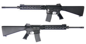 KWA M4 SR12 Full Metal AEG with Extra Mag