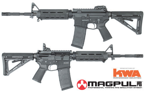 KWA M4 GBBR Magpul PTS Edition (System7 Two) Black