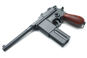 KWC M712 6mm Full Metal GBB Pistol (CO2 Version)