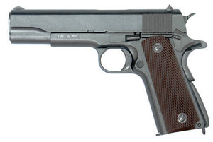 KWC M1911 BlowBack Pistol (Full Metal)