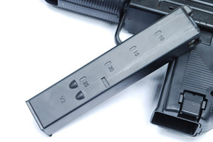 KWC 38rd Magazine for KWC MINI UZI 6mm CO2 GBB-2011 New Ver.
