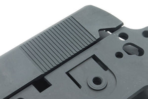 Guarder Aluminum Slide & Frame for MARUI M1911A1 (Springfield / Dark Gray)