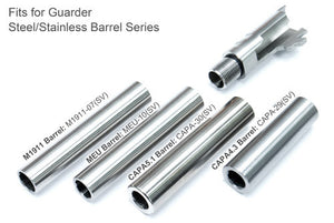 Guarder Stainless Chamber for Marui .45 Series -TYPE F