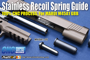 Guarder Stainless Recoil Spring Guide For MARUI M45A1