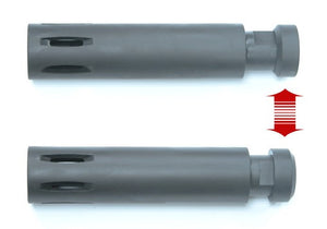 Guarder XM177-E2 Type Flash Hider (14mm negative)