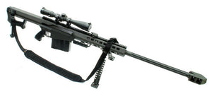 Socom Gear BARRETT M82A1 Complete AEG Machine Rifle