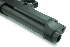 Guarder Steel Barrel for Marui&KJ M9/M92F Series -Dark Gray