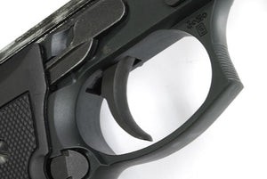 Guarder Steel Trigger for Marui/KJ M9/M92F Series - Dark Gray