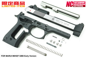 Guarder Aluminum Kit for MARUI M9 GBB Early Type -2018 New Version (Desert Storm/Dual Tone)