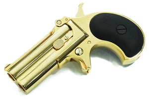 MAXTACT DERRINGER FULL METAL GAS GUN (GOLD)