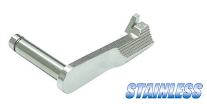 Guarder Stainless Slide Stop for MARUI MEU (Silver)