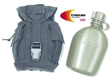 Guarder Canteen Pouch for M.O.D. Tactical Vest BK